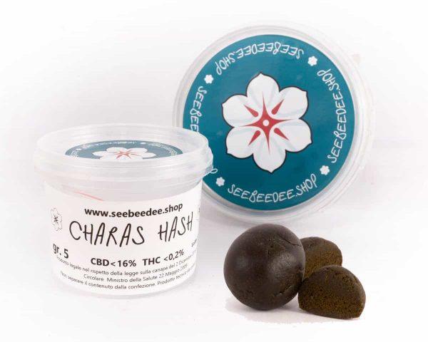 Charas Hash Résines CBD