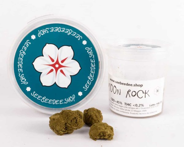 Moon rock Canapa Light