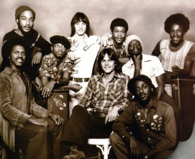 "Pot sound – KC & the Sunshine Band, ""I Get Lifted"""
