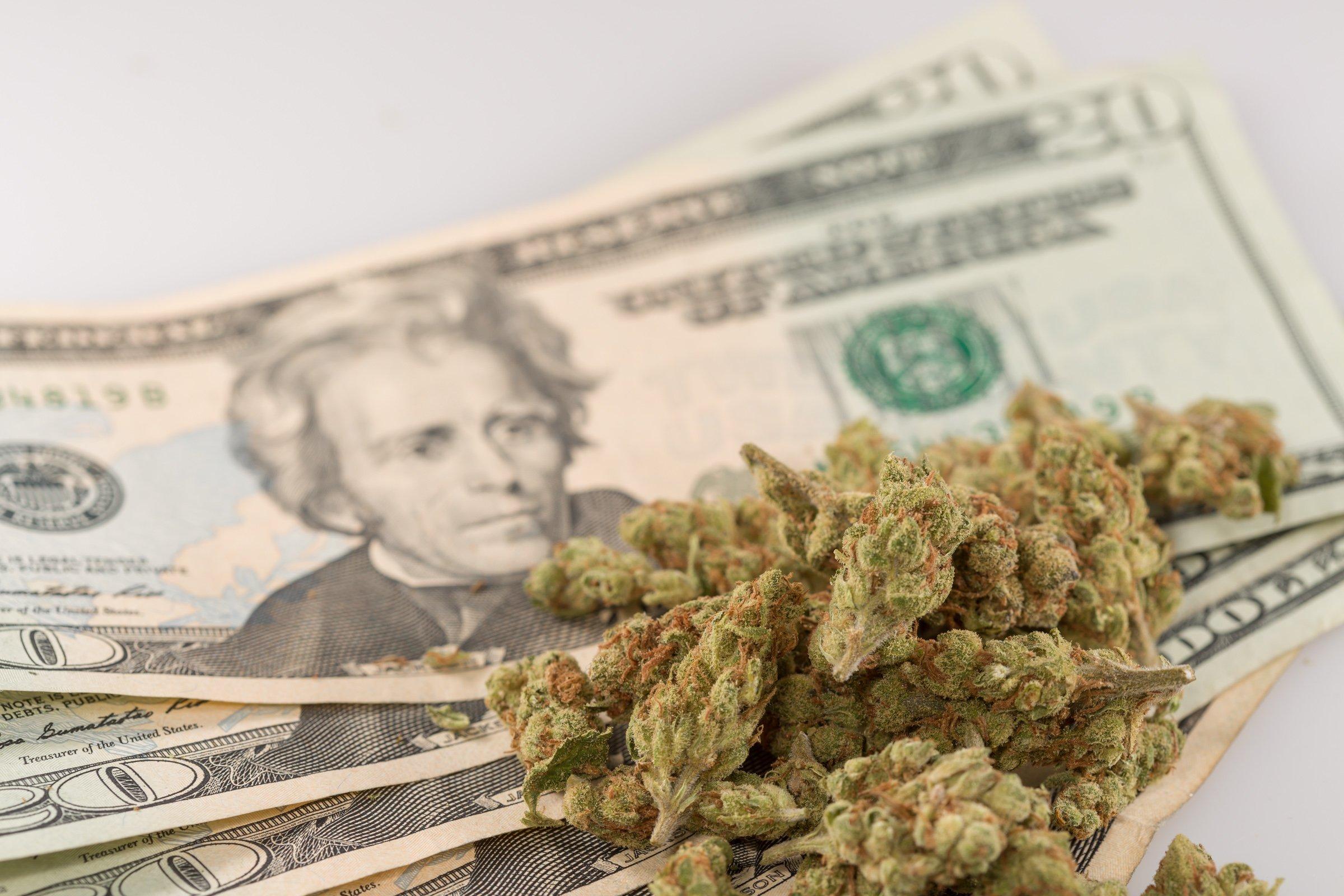 L'Illinois ricava più tasse dalla marijuana che dall'alcool.