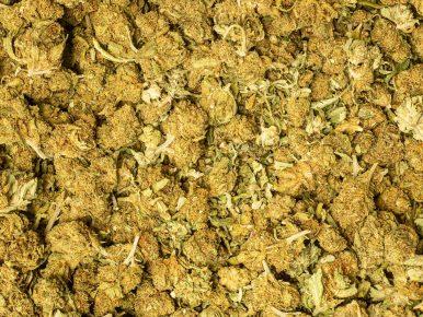 Trinciato premium (con fiori) Canapa Light