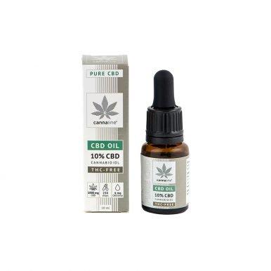 Olio CBD – THC Free – 10%  (1000 mg) Olio CBD