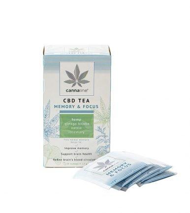 CBD Tea – Detox Bevande
